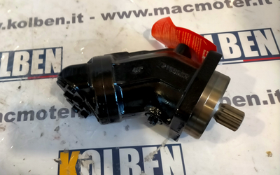 Bosch Rexroth motor A2FM32/61W-VAB100  pour balayeurs routiers Dulevo, Macro